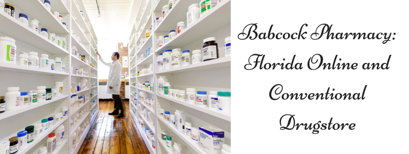 Babcock Pharmacy_Florida Online and Conventional Drugstore
